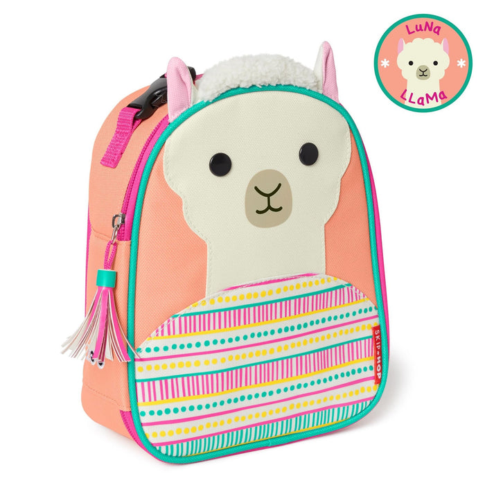 Skip Hop Zoo Llama Lunchie Insulated Kids Lunch Bag