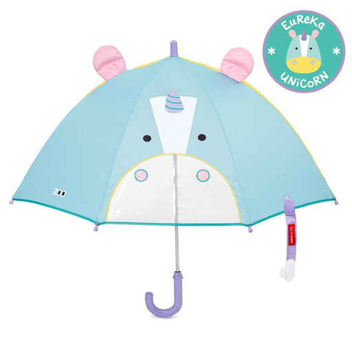 Skip Hop Zoobrella Unicorn Little Kid Umbrella