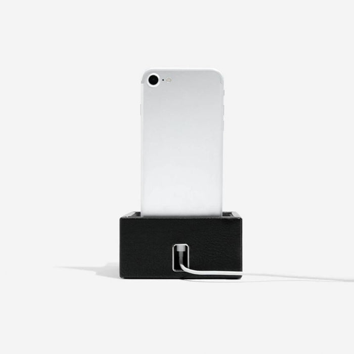 Stackers Black Phone Stand