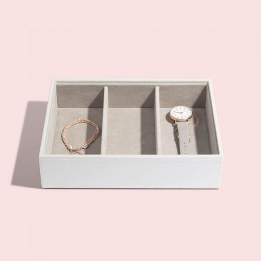 Stackers White Classic Watch/Accessories Layer