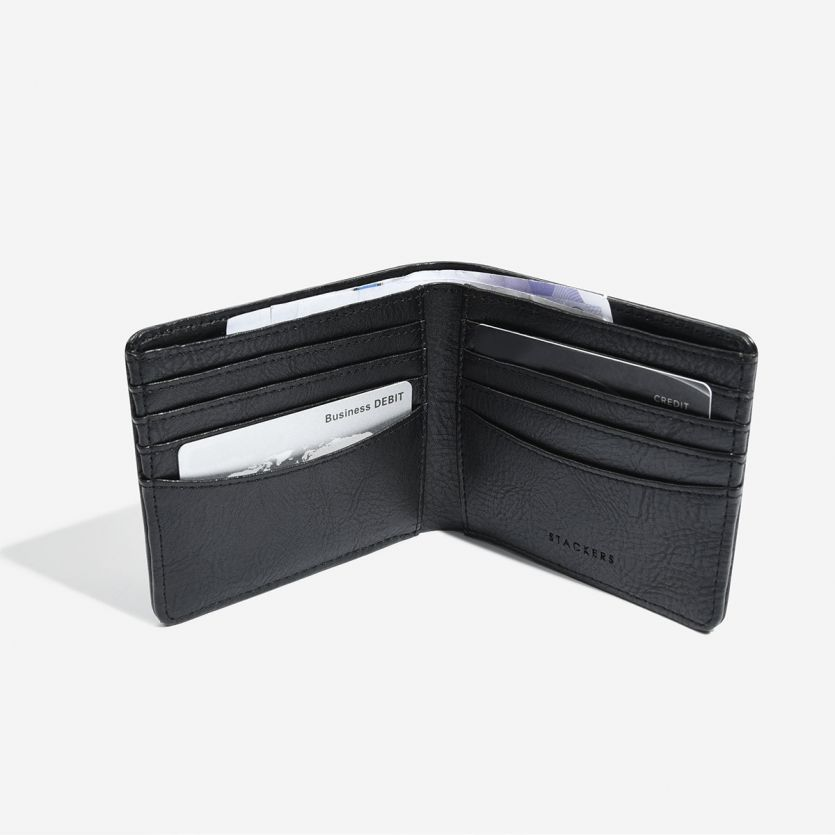 Stackers Black Wallet