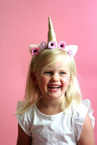 Talking Tables We Heart Unicorns Headband