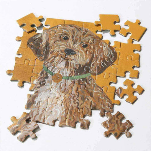 Talking Tables Double Sided Cockerpoo 100pc Jigsaw Puzzle