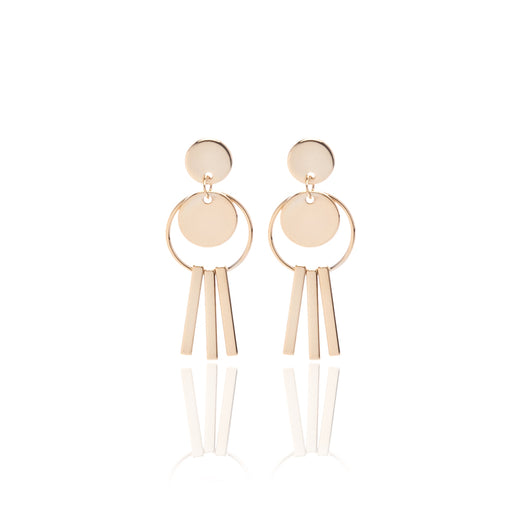 Belle & Beau Tassel Earrings