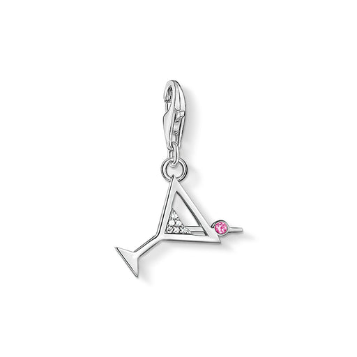 Thomas Sabo Cocktail Glass Charm