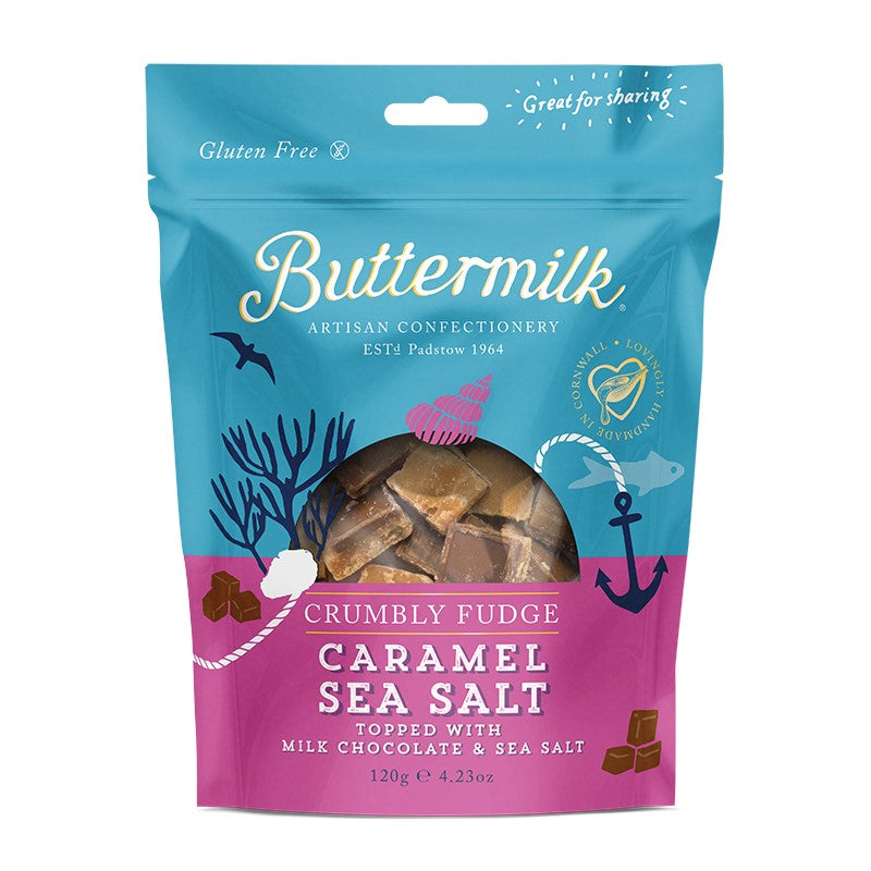 Buttermilk Sea Salt Fudge Sharing Pouch