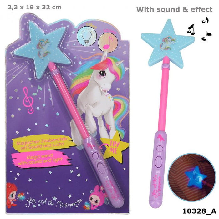 TOPModel Ylvi & the Minimoomis Magic Wand