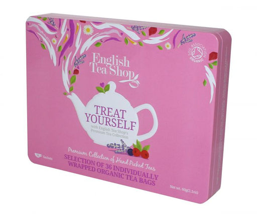 English Tea Shop Treat Yourself Tin