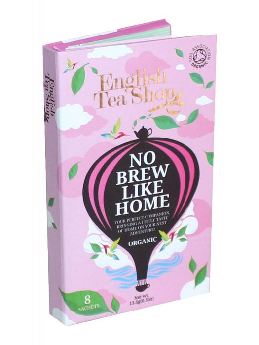 English Tea Shop No Brew Like Home Pink Traveller Pack
