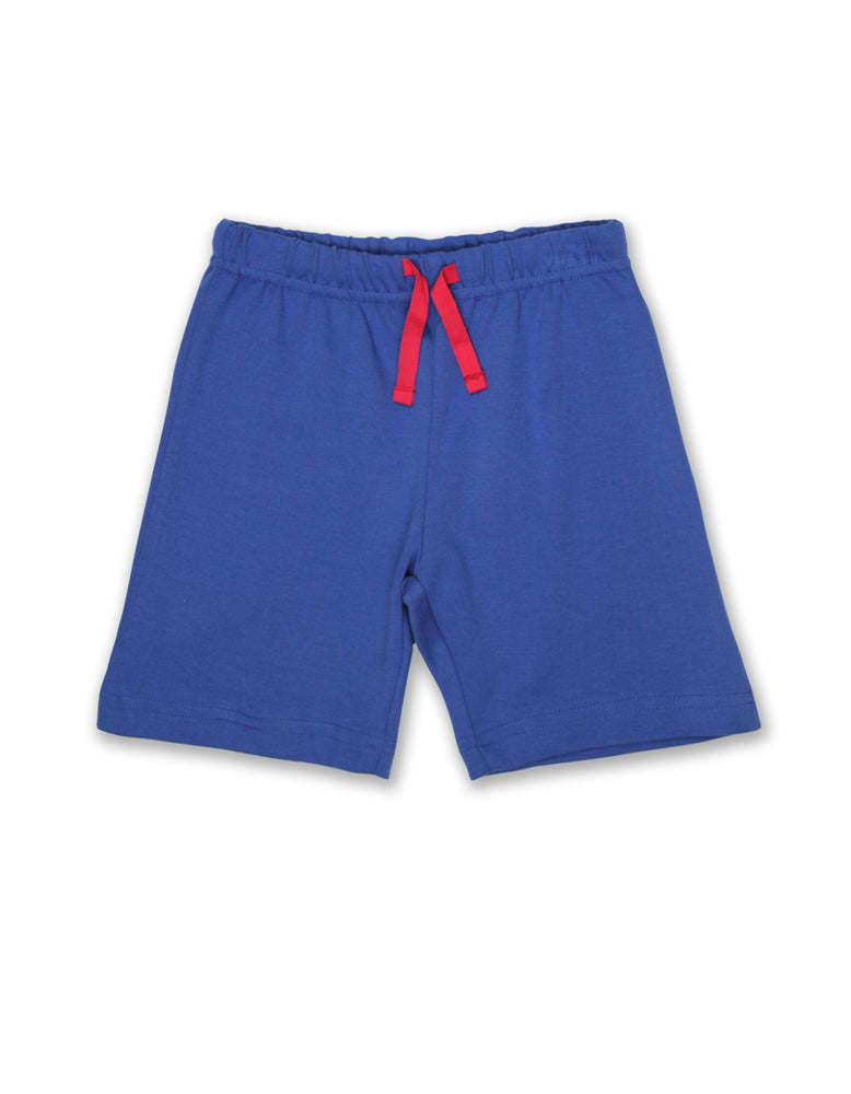 Toby Tiger Organic Navy Shorts