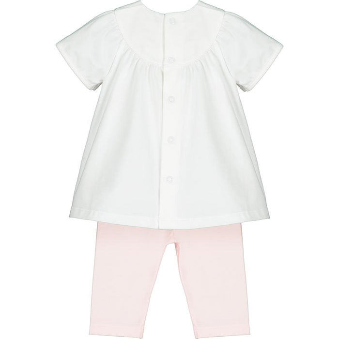 Emile et Rose Wallis - Girls Top and Legging Set