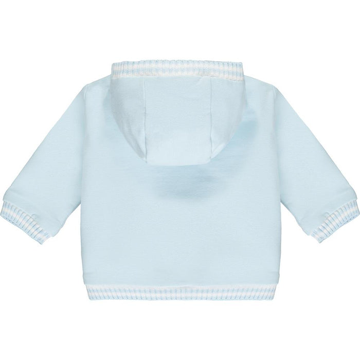 Emile et Rose Webster - Blue Casual Baby Jacket