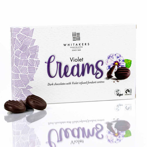 Whitakers Violet Creams