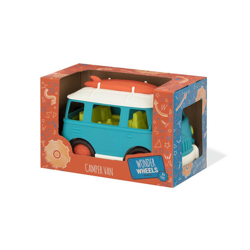 Halilit Battat Wonder Wheels Campervan