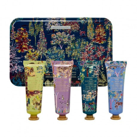 Heathcote & Ivory The Enchanted Forest Travel Collection in Tin