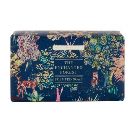 Heathcote & Ivory The Enchanted Forest Scented Soap