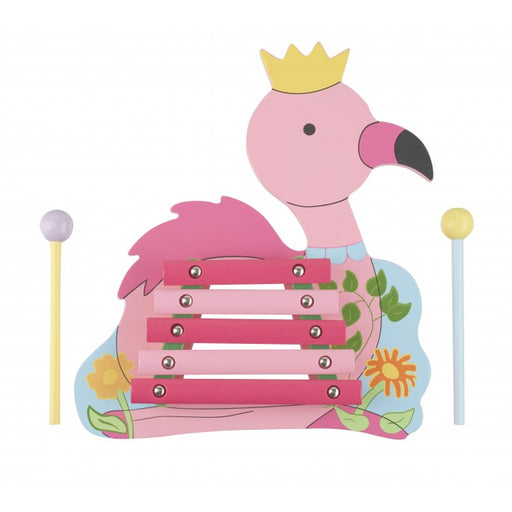 Orange Tree Flamingo Xylophone