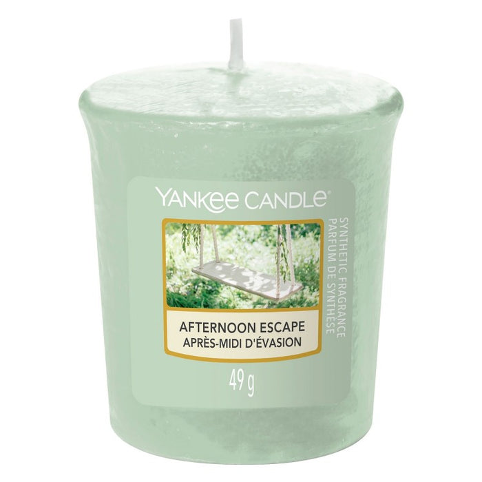 Yankee Candle Afternoon Escape Sampler Votive Candle