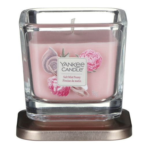 Yankee Candle Salt Mist Peony Elevation Small Jar Candle