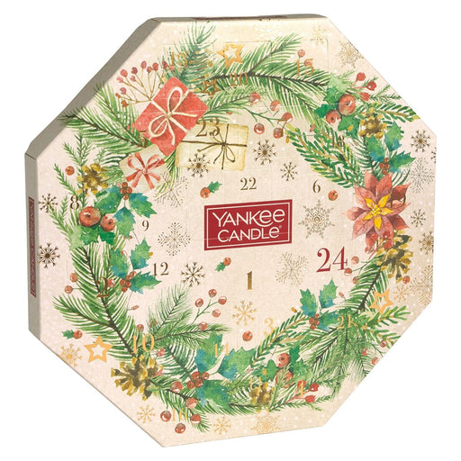 Yankee Candle Magical Christmas Morning Advent Calendar Wreath