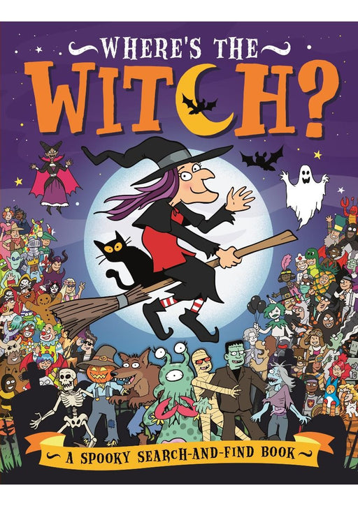 Where's The Witch