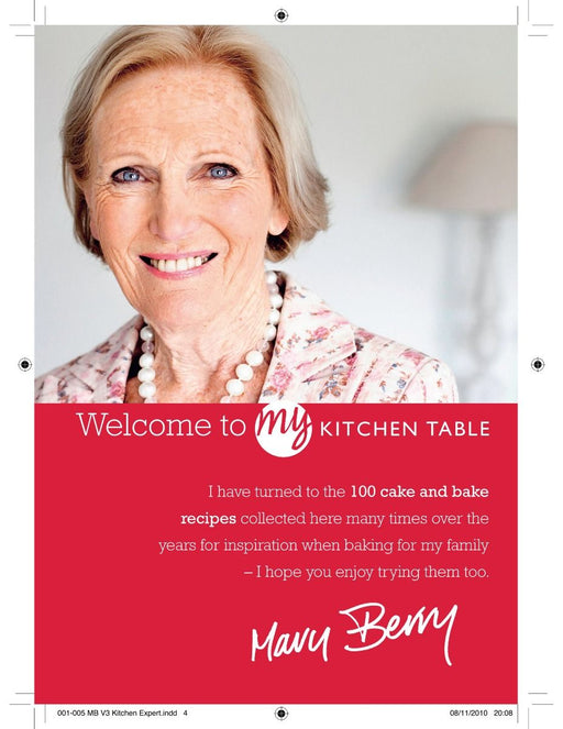 Mary Berry - 100 Cakes & Bakes Book