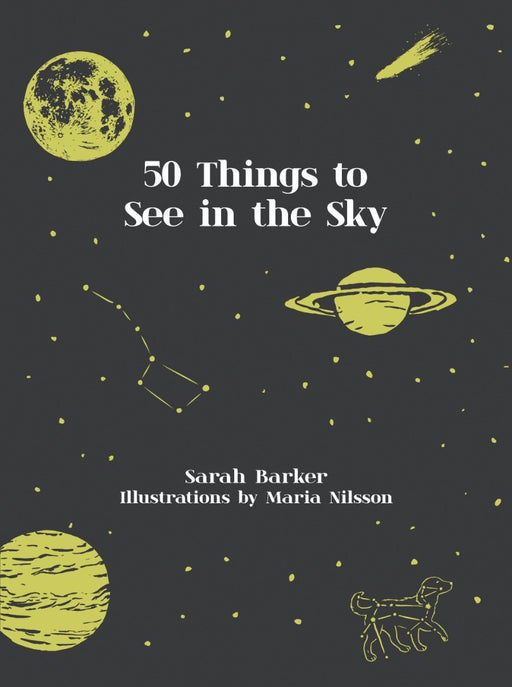 50 Things to See in the Sky Book