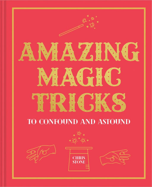 Amazing Magic Tricks Book
