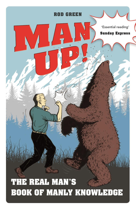 Man Up Book