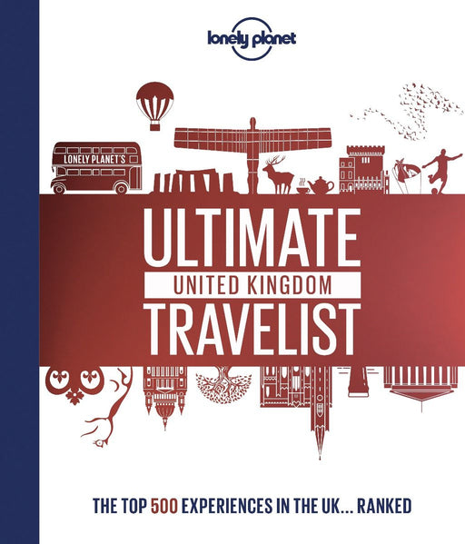Ultimate United Kingdom Travel List Book