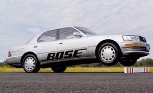The Incredible Bose Active Suspension System