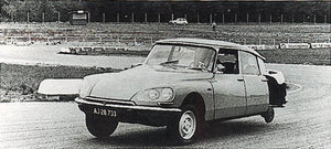 Citroën's Amazing Hydropneumatic Suspension