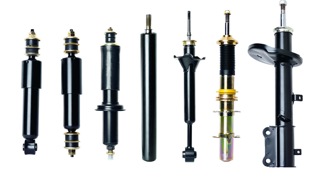 How a Shock Absorber Works