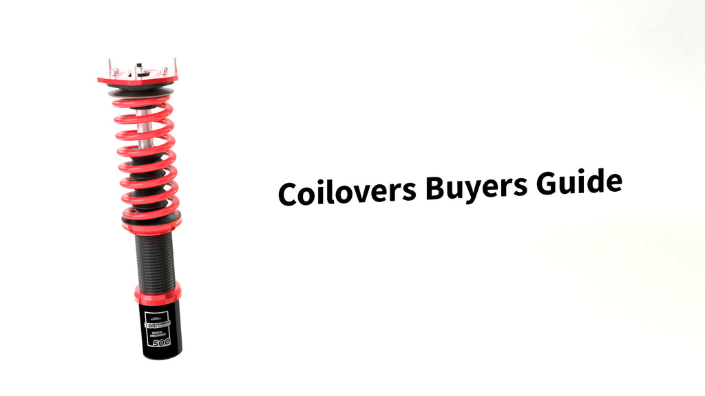 Coilover Suspension Buyers Guide