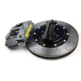 AP Racing Black J-Hook Rotor Brake Kit For 00 - 09 Honda S2000