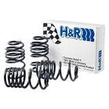 H&R Sport Lowering Springs For 2006-2012 Porsche 911 Turbo