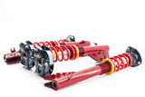 Ground Control Complete Coilover Conversion Kit For Subaru WRX STI (Without Rear Camber Plate)