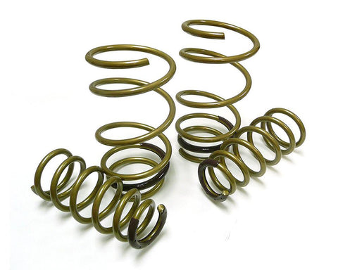 Tein S. Tech Lowering Springs For 08 - 15 Mitsubishi EVO X