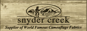 Snyder Creek