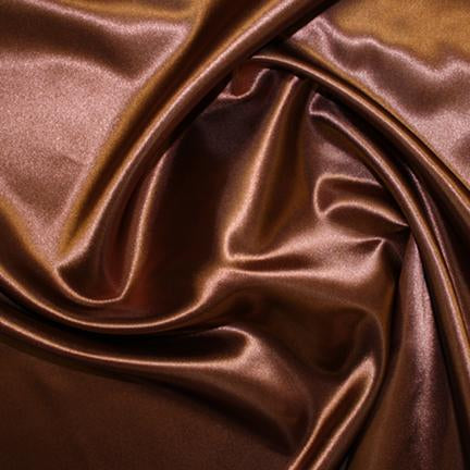 Soft Copper Satin (Outlet)