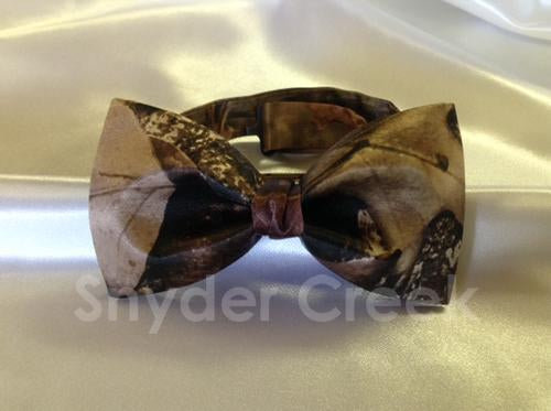 True Timber Harvest Bow Tie
