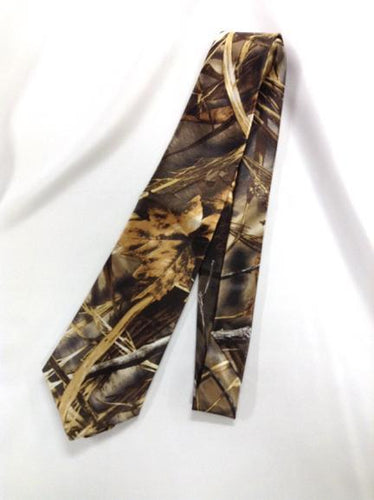 Realtree Max-4® Men's satin dress tie