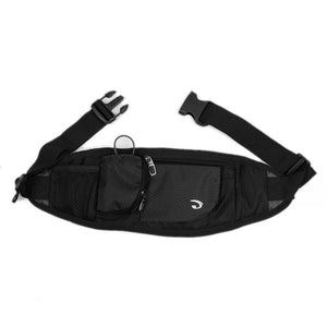Top Quality Unisex Waterproof Nylon Travel Bag Waist Fanny Pack Water Bottle Brand Cell/Mobile Phone Case Cover Purse Belt