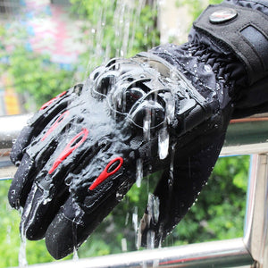Men's Motorcycle winter gloves touchscreen moto waterproof gloves ladys boys motorcycle woman cycling protective tutelar glove