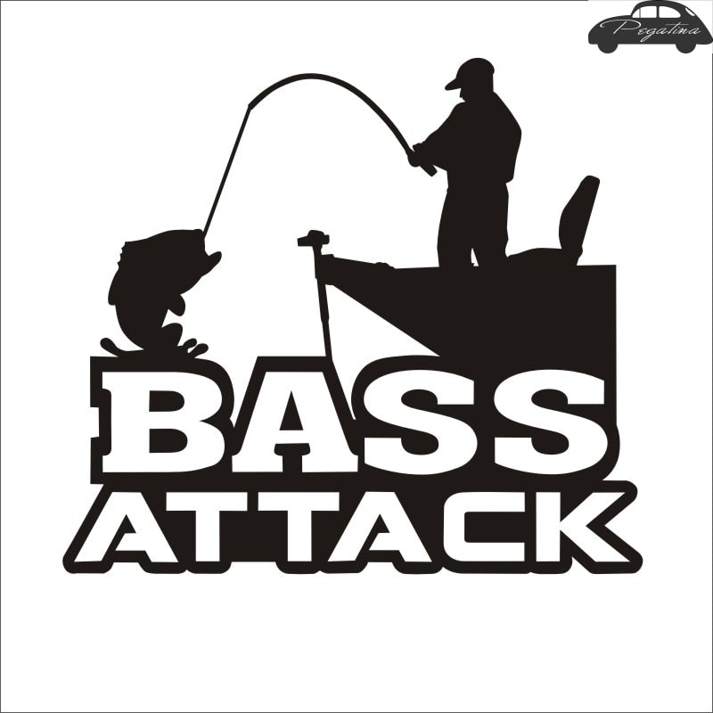 Fishing Sticker Name Fish Decal Angling Hooks Tackle Shop Posters Vinyl Wall Decals Hunter Bass Parede Decor Mural Sticker