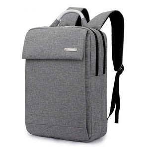 TUGUAN Fashion Men Waterproof Backpack Travel Casual Laptop Back Pack Schoolbag Student Computer Bags Bagpack for Boy Male