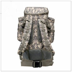 Airsoft Multi-use bag Large backpack tactical military backpack for camping traveling Day Pack