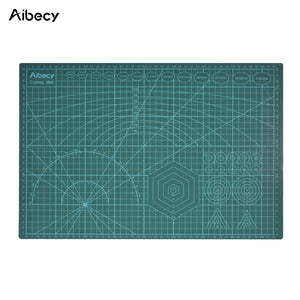 Aibecy Patchwork A3 PVC Cutting Mat Cutting Board Cutting Pad Cut Pad A3 Patchwork Tools Manual DIY Tool Double-sided