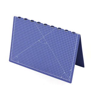 Self Healing Rotary Cutting Mat Folding Cutting Mat from A2 to A3 for Sewing Quilting Cutting Craft
