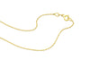 Maliit ID Necklace - Yellow Gold